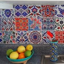 kitchen decals for backsplash bleucoin tile decal backsplash tile decals turkish tiles and