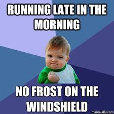 Funny Weather Memes - cold weather blues cheer up with 5 funny memes
