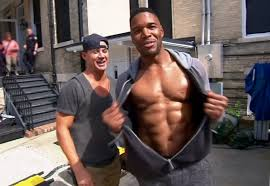 magic mike xxl behind the michael strahan magic mike xxl on set youtube