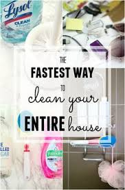 how to clean house fast 4 brilliant cleaning hacks clean house house and easy