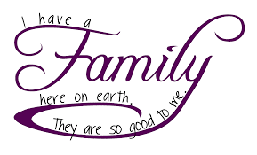 I Love My Family Quote by I Love My Family Wallpaper Wallpapersafari