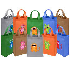 gift bags bulk fabric tote party favor goodie gift bags for candy