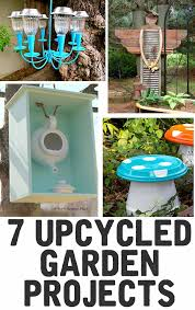 7 upcycled garden projects the shabby creek cottage