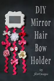 bow holders craftaholics anonymous how to make a bow holder