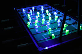 Big Lots Foosball Coffee Table Black Light Foosball Table Goal Everything Foosball