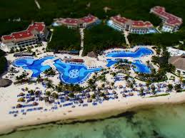 Playa Del Carmen Mexico Map by Bluebay Grand Esmeralda Riviera Maya Playa Del Carmen Mexico