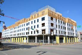 timberland lumber company multi family construction