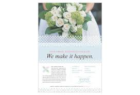 wedding poster template wedding event planning print template pack from serif