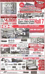 home design expo singapore home design deco 2016 at expo from 16 24 jul 2016
