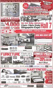 home design expo singapore home design expo singapore 28 home design deco 2016 at expo from 16 24 jul 2016