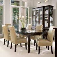 Dining Room Chairs Leather by Dining Room Tables Leather Chairs Insurserviceonline Com