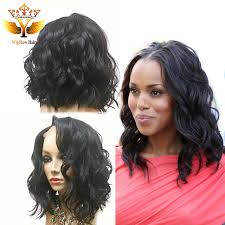 Short Bob Weave Hairstyles Lace Closure Wig Created And Customized By Foreignlove Hair