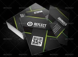 information technology business card by axnorpix graphicriver