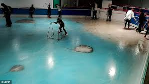 How To Make A Ice Rink In Your Backyard Japan Ice Skating Rink Slammed For Freezing 5 000 Fish Daily