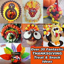 fantastic thanksgiving treat and snack ideas