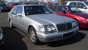 1994 mercedes s class 1994 mercedes s class information and photos zombiedrive