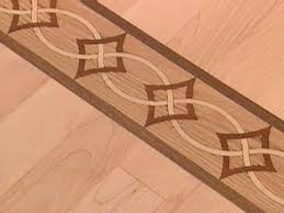 Hardwood Floor Border Design Ideas Wood Flooring Hgtv