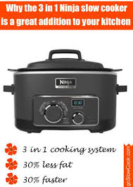 3 In 1 Kitchen by Ninja Slow Cooker Review Is The 3 In 1 Right For You