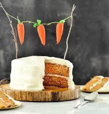 healthy carrot pineapple cake joyfoodsunshine
