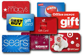gift cards in bulk how many retail store gift cards do you offer cytech