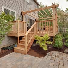 Deck Patio Designs by 93 Best Patios And Decks Images On Pinterest Home Landscaping