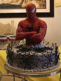 spiderman 4 year old cute children u0027s birthday cakes cakes