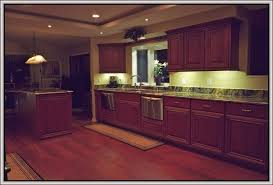 Led Tape Lighting Under Cabinet by Led Strip Kitchen Under Cabinet Lighting Home Design Ideas