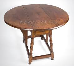 Cherry Drop Leaf Table Antique Furniture Chair Tables Hutch Tables Dining Harvest