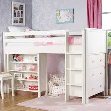 Mid Sleeper Bunk Bed Islander Mid Sleeper Frame With The Chest Classic High