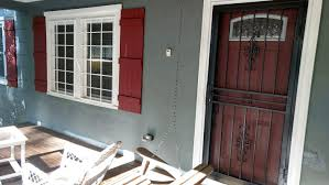 French Security Doors Exterior by Security Doors U0026 Windows Atlanta Ornamental Security
