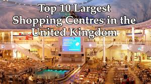 Kingdom Centre Top 10 Largest Shopping Centres In The United Kingdom Youtube