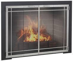wood stove glass doors fireplace doors design specialties charleston stock glass door
