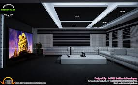 home theater design kerala home theater room design kerala house design plans