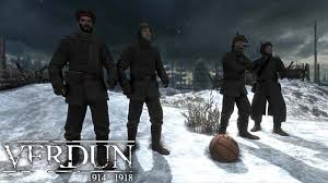 world war 1 game verdun announces a christmas truce