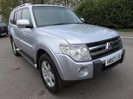 used mitsubishi shogun cars for sale motors co uk