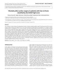 si e r ausseur b mortality after cardiac surgery in pdf available