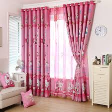 Cheap Girls Curtains Blackout Curtains Childrens Room Free Kids Room Decorkid Room