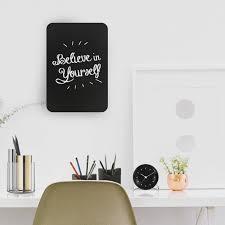 frameless picture hanging mini chalkboards versachalk