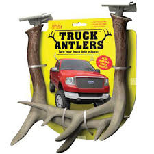 car antlers truck antlers the green