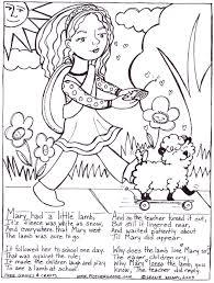nursery rhymes coloring pages bestofcoloring com