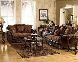 ashley furniture cambridge amber living room set sofa loveseat 1212