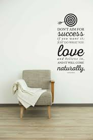 204 best wall quotes decals images on pinterest wall quotes success will come naturally quote wall decal dana decals