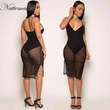 nattemaid 2017 fashion model wear bodycon dress kellier jeller
