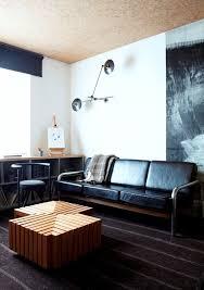 Modern Black Sofas Amazing Leather Sofas In White Black And Brown Founterior