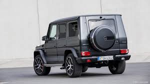 2016 mercedes amg g63 edition designo nightblack magno rear hd