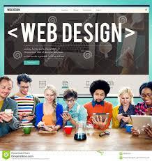 web design website homepage ideas programming concept stock photo