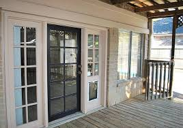 Patio Door With Pet Door Built In Doors Astonishing Doors For Doors Fascinating