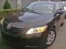 2009 toyota camry black exquisite 2009 toyota camry black color 36k leather seats 4