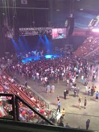 Mohegan Sun Arena Floor Plan Mohegan Sun Arena Section 115 Concert Seating Rateyourseats Com