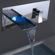 39 off derpras led sink faucet 3 colors changing water power